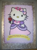 Princess Hello Kitty