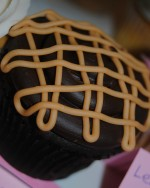 Deluxe Chocolate Caramel Cupcake