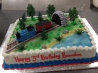 Thomas Magic Cake