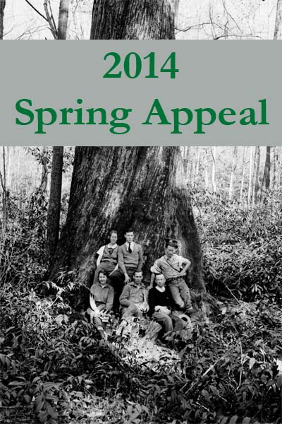 2014 Spring Appeal