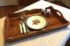 Chestnut Kitchen Tray