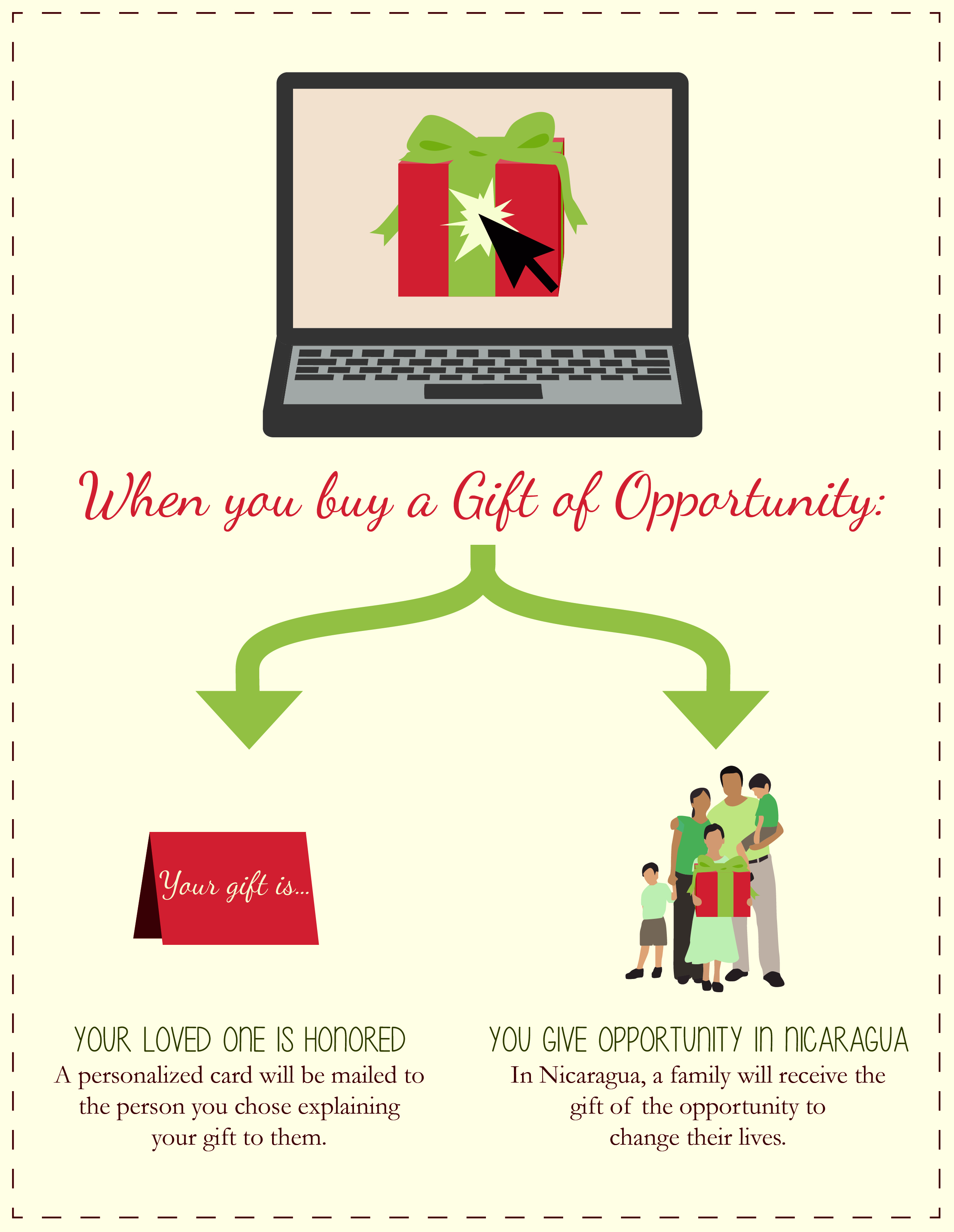 Gift of Opportunity