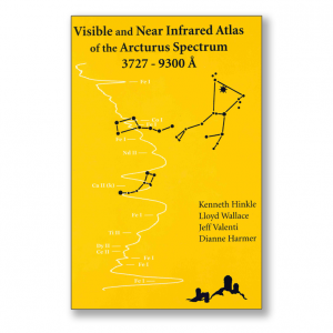 Atlas – Visible and Near Infrared Atlas of the Arcturus Spectrum 3727-9300 Å