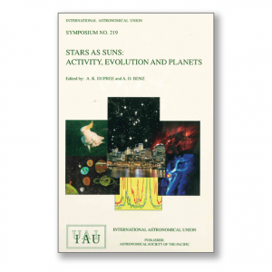 Vol. 219 – Stars as Suns: Activity, Evolution and Planets