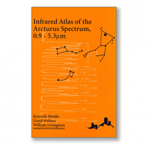 Atlas – Infrared Atlas of the Arcturus Spectrum