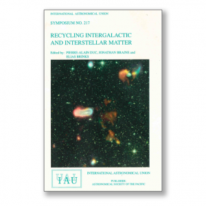 Vol. 217 – Recycling Intergalactic and Interstellar Matter