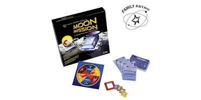 Moon Mission game
