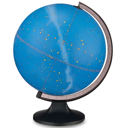 Non-illuminated globe