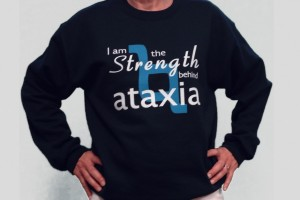 NAF International Ataxia Awareness Day Sweatshirt
