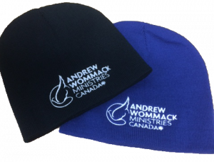 AWMC Logo Toque-Black
