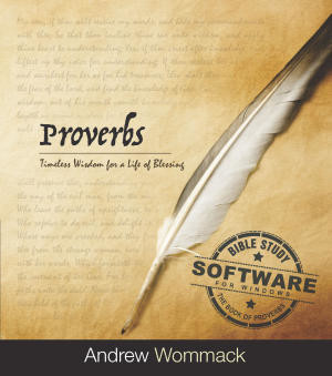 Proverbs USB Software