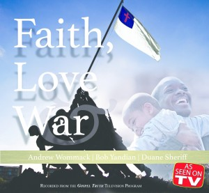 "Faith, Love, and War – ""As Seen on TV"" DVD Album"