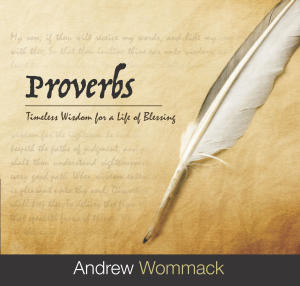 Proverbs CD Album