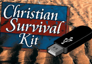 Christian Survival Kit - USB Edition