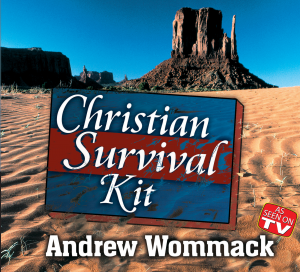 Christian Survival Kit - DVD