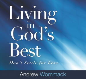 Living in God's Best