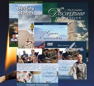 Discipleship: The Path to Freedom DVD Package