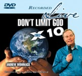 Don't Limit God x10