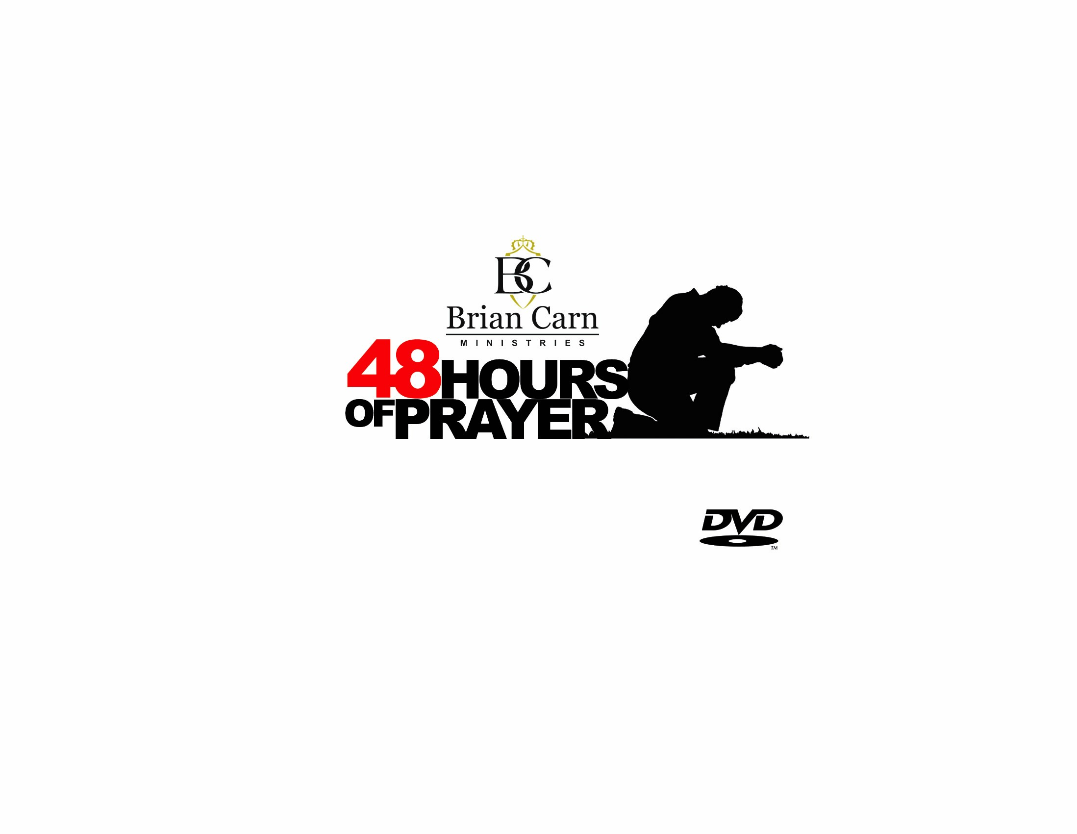 48 Hours of Prayer Series (DVD)