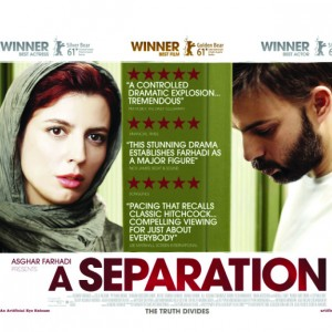 BPSI Film Night: A SEPARATION with Judith A. Yanof, MD