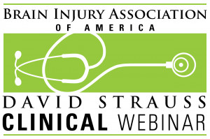 Cognitive Rehabilitation: Deficits of Initiation/Action - A David Strauss Memorial Clinical Lecture Live Webinar