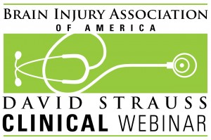 Implementing Brain Injury Services to School-Aged Children – A David Strauss Memorial Clinical Lecture CD/Handout Package
