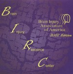 Brain Injury Resource Center (BIRC) CD