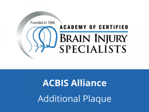 ACBIS Alliance Member - Additional Plaque