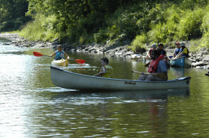 Missisquoi River Paddle-Pedal Age 17 & Under