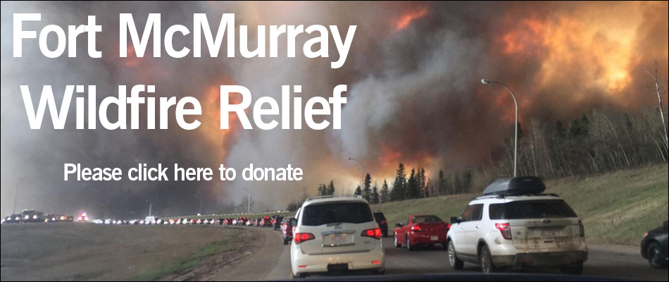 Fort McMurray Wildfire Relief