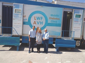 Mobile Diabetes Clinic
