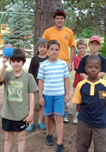 Eastern Synod: Kids to Camp (ELCIC)