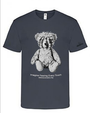 EB Awareness Bear T-Shirt