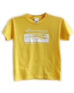 Youth Logo Tees - Yellow