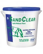 Sand Clear, 50 lbs. -- Ongoing Need -- $185.99 (includes shipping)