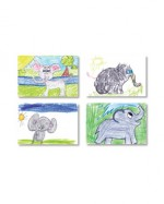Kids Art Cards
