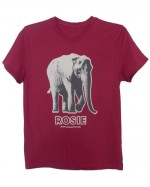 Rosie T-shirt (women's sizes)
