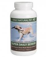 Super Daily Senior Canine Vitamins - Ongoing Need - $36.99 Each