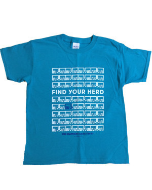 Find Your Herd Youth T-shirt