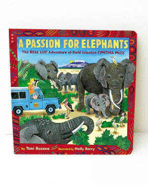 A Passion for Elephants (non-fiction)