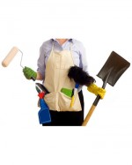 Assorted Tools for Spring Cleaning -- Ongoing Need -- $$ Up to You!