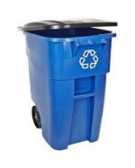 Recycle Bins, 50 Gallon - $110.58 Each - Need 5