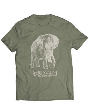 Sukari Walnut T-Shirt