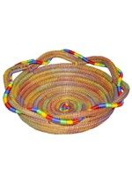 Medium Rainbow Twist Basket