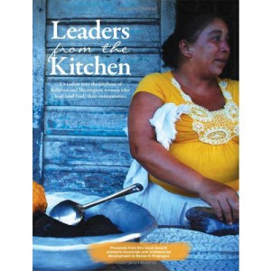 Leaders from the Kitchen - Central American Cookbook