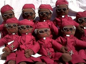Zuko Doll - Bishop Desmond Tutu