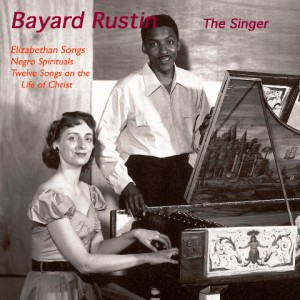 The Singer, by Bayard Rustin