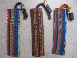 Worry Doll Bookmark