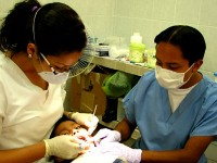 Dental Treatment for a Child Suffering from Chronic Tooth Pain