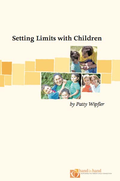 Setting Limits with Young Children
